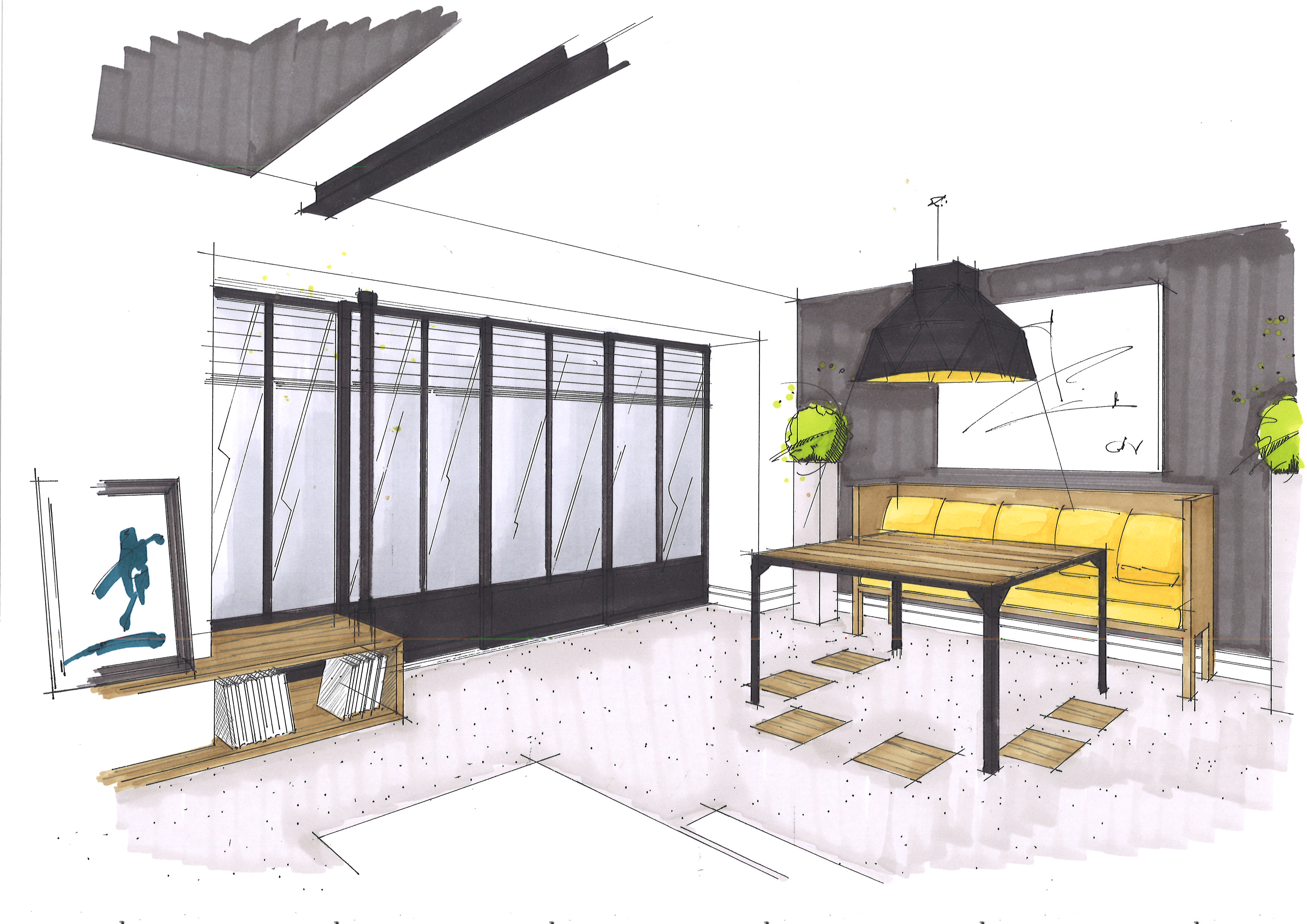 d coration d 39 int rieur 2d architectes d 39 int rieur. Black Bedroom Furniture Sets. Home Design Ideas